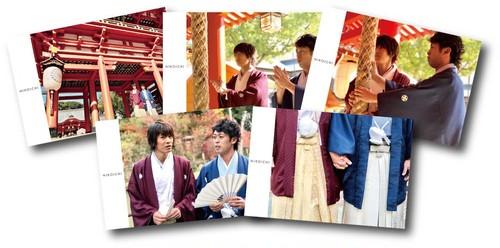 「生田神社ポストカード(横 5枚セット)」