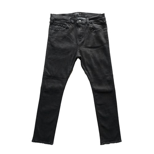 CAPTAINS HELM original #Narrow ST Black Denim Pants
