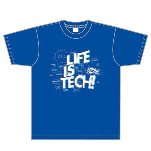 SPRING CAMP 2021 Tシャツ - ロイヤルブルー
