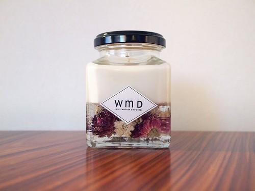 soy jell botanical candle_235