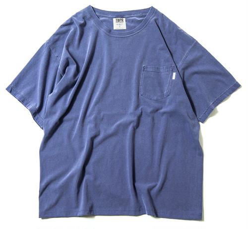 Tightbooth GARMENT DYED BIG TEE  GRAPE タイトブース Tシャツ