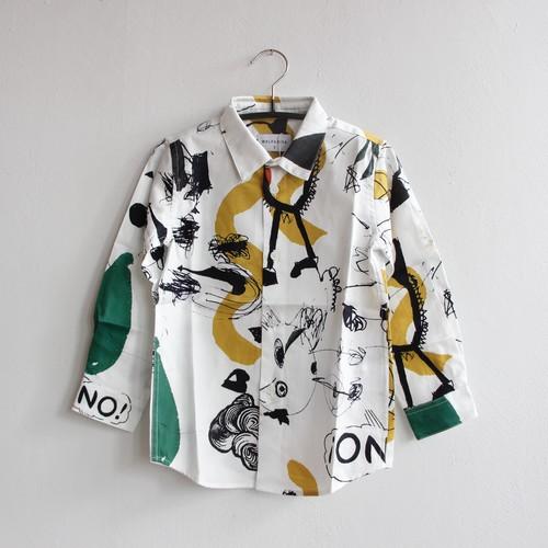 《WOLF & RITA 2021AW》ROBERTO shirt / LOVE THEATER