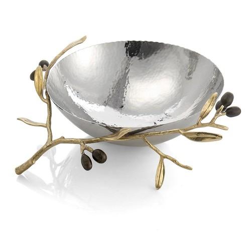 Michael Aram Olive Branch Bowl / 175133