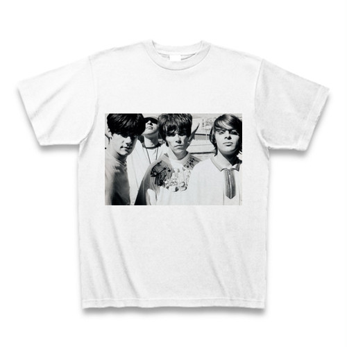 「THE STONE ROSES」ver.2ロックTシャツ WATERFALLオリジナル ※完全受注生産品 S/M/L/XL