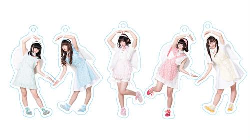星歴13夜 Cupid♡アクリルキーホルダー
