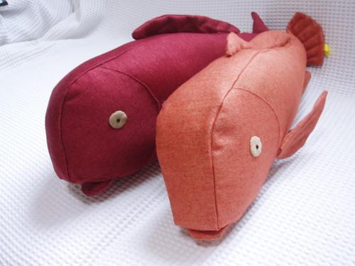 イラ Longhorn cowfish