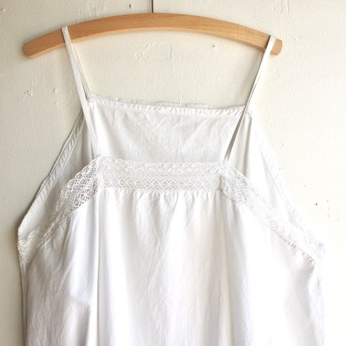 france antique cotton dress #2