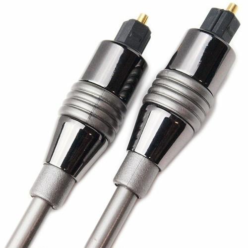 Amulech AL-SOP192SQ05 角形−角形光デジタルケーブル長さ0.5m(50cm)ハイレゾ音源192kHz/24bit対応
