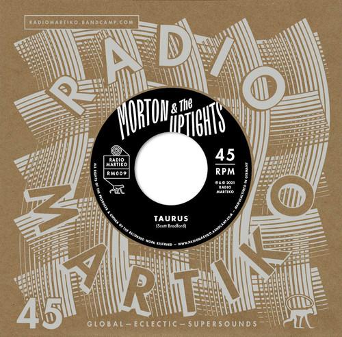 """【ラスト1/7""""】MORTON & THE UPTIGHTS T- AURUS / MONTEGO"""