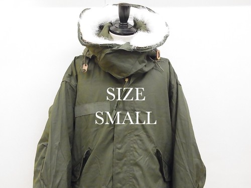 """SMALL""/US ARMY,M-65 FISHTAIL PARKA/FULL SET(DEADSTOCK)"