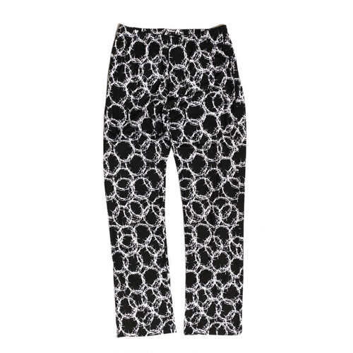 ILL IT - CIRCLE ALLOVER PAJAMAS PANTS -