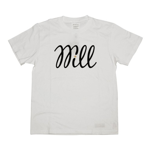 WILL LOGO TEE LTD (WHITE)
