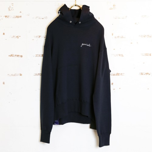 SWEAT PARKA (NAVY) / GAVIAL