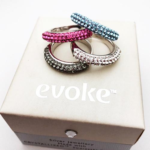 evokeSilver リング シングル(ERS006)