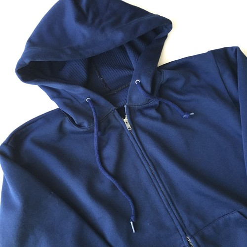 UNKNOWN : 80's thermal linner zip parka (used)