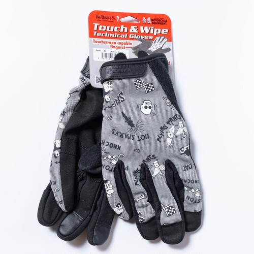 GY Touch&Wipe Technical Gloves