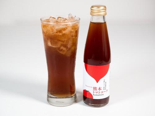 熊本トマトコーラ 1箱24本入り(一部地域送料無料)