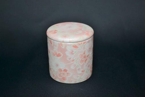 分骨壺 「桜ころもピンク」