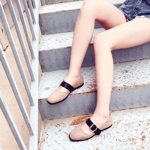 retro flat shoes 1197