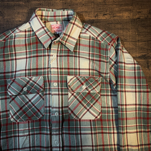 BIG MIKE HEAVY FLANNEL SHIRTS