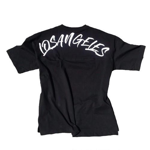 LosAngeles Big Tee【Black】