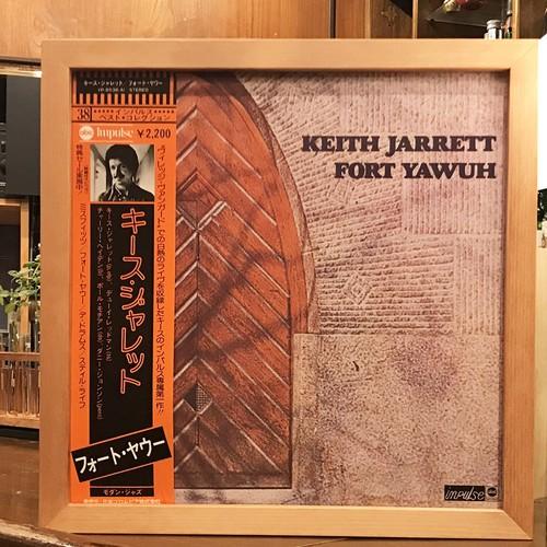 Keith Jarrett – Fort Yawuh (LP)