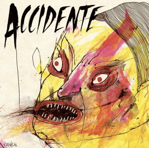 ACCIDENTE / CANiBAL [CD]