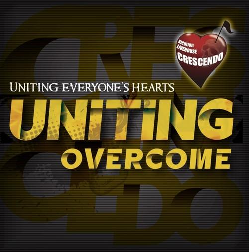 【コンピ / CD】「Overcome」~UNITING EVERYONE'S HEARTS~
