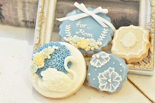 プレゼントにオススメ☆人気のアイシングクッキーセット