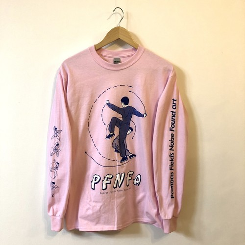 Kung-fu long sleeve (Pink)