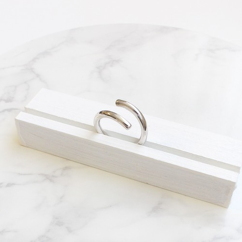 ■spiral ring -silver-■ スパイラルリング シルバー