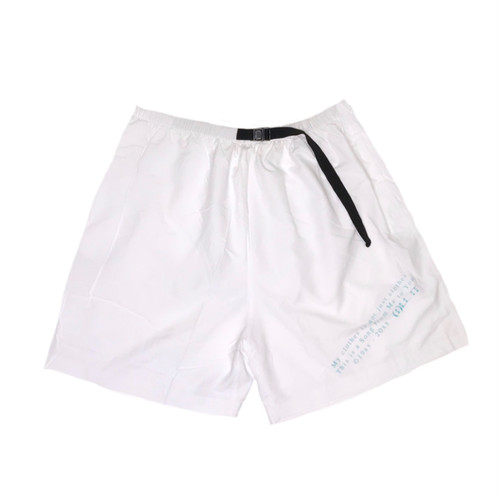 ILL IT - MCMS SHORTS (WHITE)