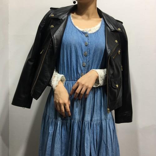 CaNARi original lamb leather jacket 2017