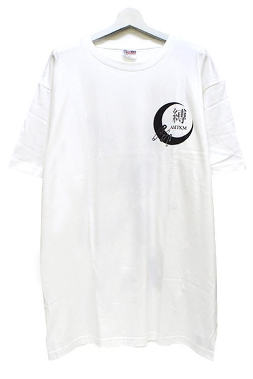 「拘束/Restraint」T-shirts White