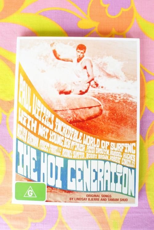 The Hot Generation(DVD)