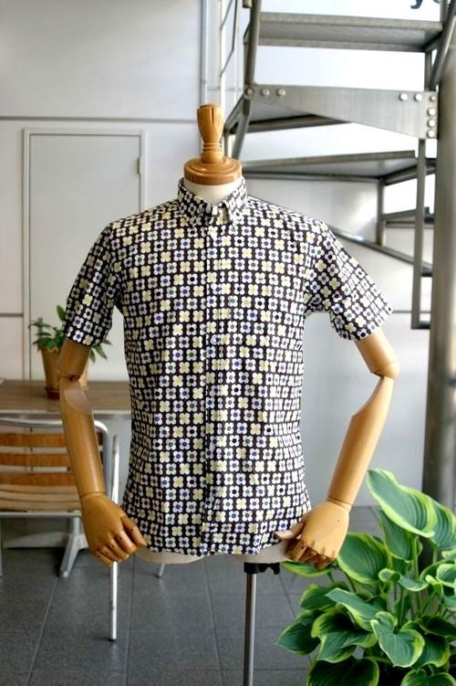 Solandrino Closs Flowerprint Shirt (#8265)