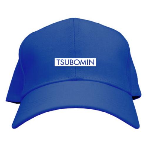 TSUBOMIN / BOX LOGO CAP ROYAL