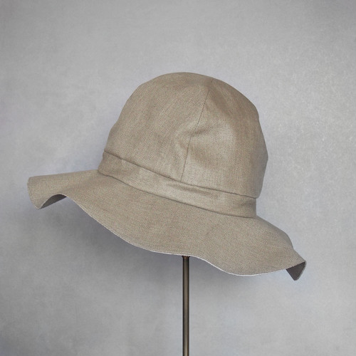 Nine Tailor Stock Hat Linen