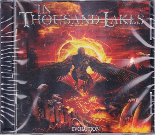 IN THOUSAND LAKES 『Evolution』