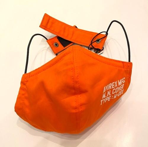 AVIREX MASK Orange