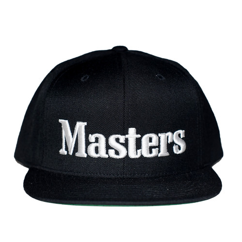 "MASTERS ""DUTCH"" INSPIRED 6-PANEL SNAPBACK"