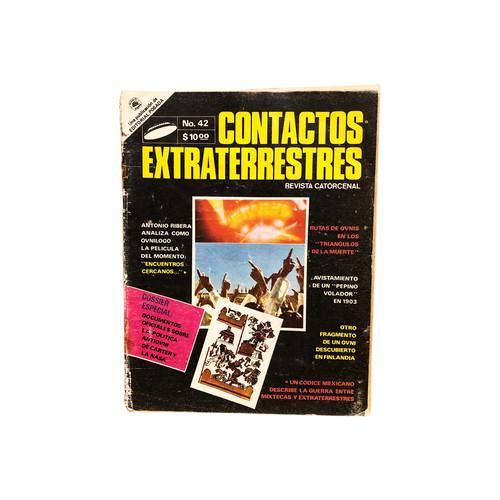 CONTACTOS EXTRATERRESTRES Magazine No.42