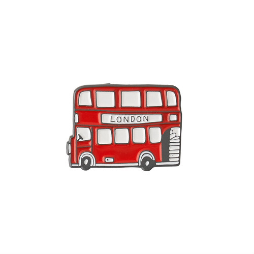 ピンズ【London Bus】Victoria Eggs 90283-Bus