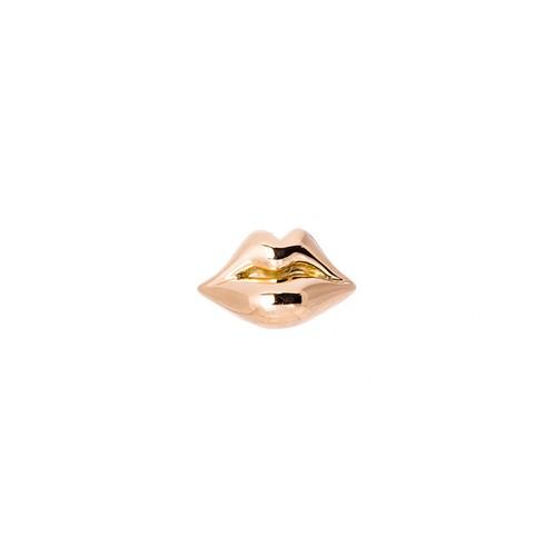 GOLD kiss: ラララピアス Gold(K18 YG: 片耳)