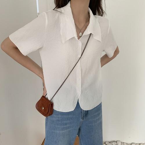 シンプルサマーシャツ RD6186