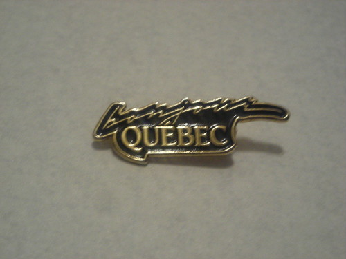 BADGE / QUEBEC