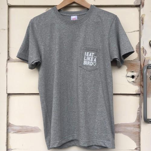 2410cafeオリジナル「KUISHINBO」ポケットTシャツ
