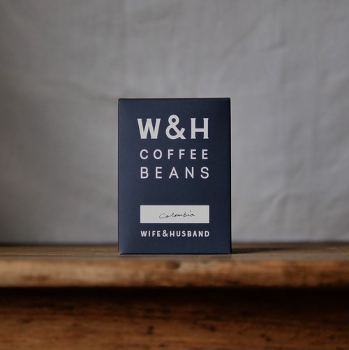 COLOMBIA コロンビア 200g / W&H COFFEE
