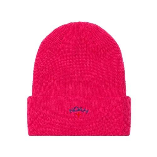 Core Logo Beanie(Hot Pink)