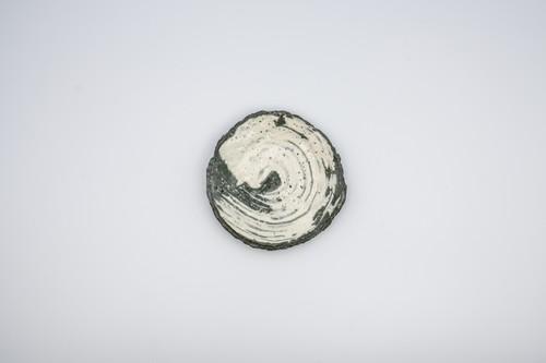 ◆受注生産◆刷毛目小皿 三浦繁久作